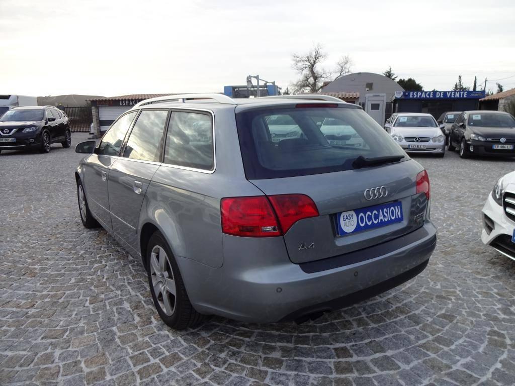 Audi A4 Avant 2.0 TDI 140CH DPF AMBITION MULTITRONIC ...