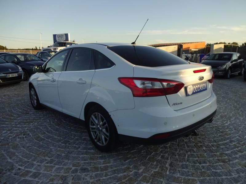 Ford Focus 2.0 TDCI 140CH FAP TITANIUM 5P - Vente de ...